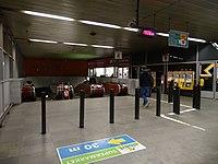 Anděl, vstup do metra a infocentrum DPP (01).jpg