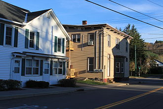 Andes Historic District - Image: Andes Hist Dist, NY 3