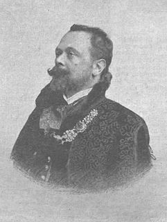 Tivadar Andrássy Hungarian painter, nobleman, politician