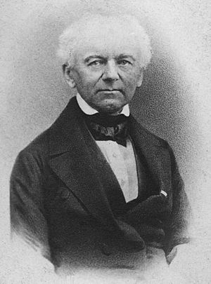 Andreas von Ettingshausen - Andreas Freiherr von Ettingshausen (1796–1878)