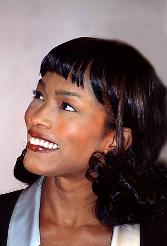 Angela Bassett - Bassett at the NABOB Awards, 1996