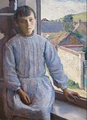 Angela por Lilla Cabot Perry, 1891, High Museum of Art.jpg