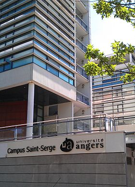 Image illustrative de l'article Campus de Saint-Serge