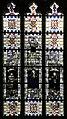 Angers - Château - Vitrail dans la chapelle - 20080921.jpg