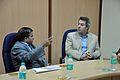 Anil Shrikrishna Manekar with Iain Simpson Stewart - Kolkata 2016-01-25 9275.JPG