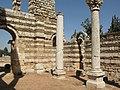 Anjar, Lebanon, Umayyad palace in Anjar.jpg