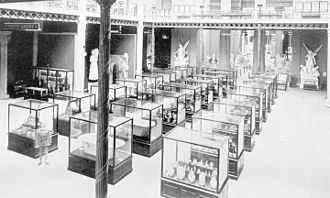 Field Museum of Natural History - North Hall, circa 1895