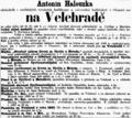 Antonín Halouzka - Moravská orlice - 11.8.1863.png