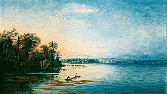 Anton Goering - Lake Valencia