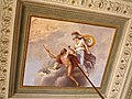 Appartamento di elisa o della contessa di mirafiori, soffitto affrescato da Luigi Catani.JPG