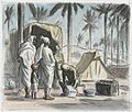 Arabs at our Encampment near Zliten Art.IWMARTLD2932.jpg