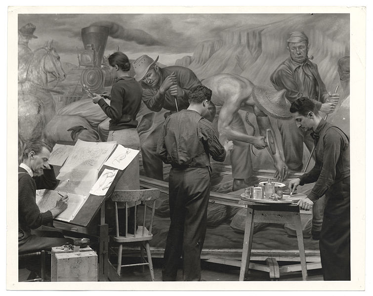 File:Archives of American Art - Edward Laning - 2937.jpg