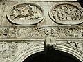 Arco di costantino, tondi 04.JPG