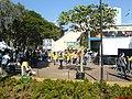 Arena Brasil no Centro de Convivência - No dia do Jogo do Brasil X Chile - panoramio.jpg