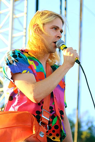Through the Wilderness - Image: Ariel Pink's Haunted Graffiti, FYF 2010 (4975726091)