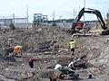 Arkeologisk utgrävning i Gamlestaden, den 27 augusti 2013, bild 3.JPG