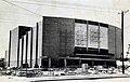 Arlington State College auditorium (Texas Hall) during construction (10008785).jpg
