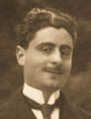 Armand Lunel - Armand Lunel, 25 March 1920, on the occasion of his wedding