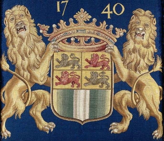 Armoiries Rotterdam 1740