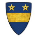 Armorial Bearings of the YATE family of Evesbatch, Herefordshire.png