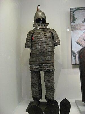 Korean armour - Korean armour