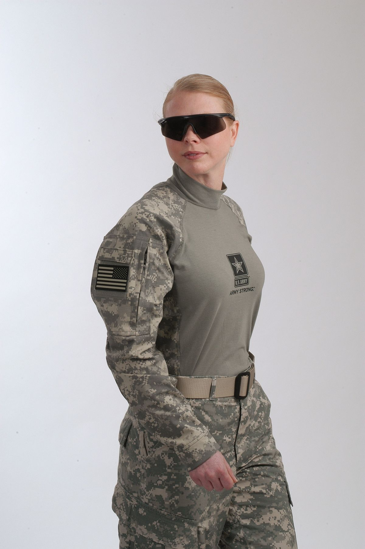 army combat shirt � wikipedia wolna encyklopedia