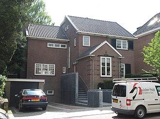 Marinus Jan Granpré Molière - Image: Arnhem Van Lawick van Pabststraat 33 1