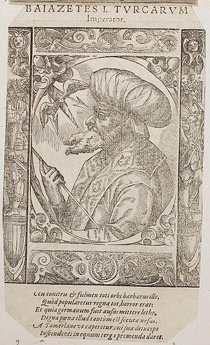 """Gülçiçek Hatun - The son of """"Gül-Çiçek Khātûn"""", Ottoman Sultan Bayezid I."""