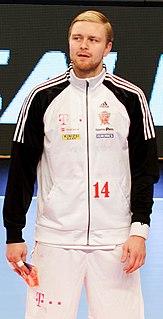 Icelandic handball player
