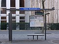 Arret de bus Tolbiac Baudricourt à Paris.jpg