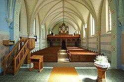 Arriach evangelische Kirche Innenraum 21072007 78.jpg