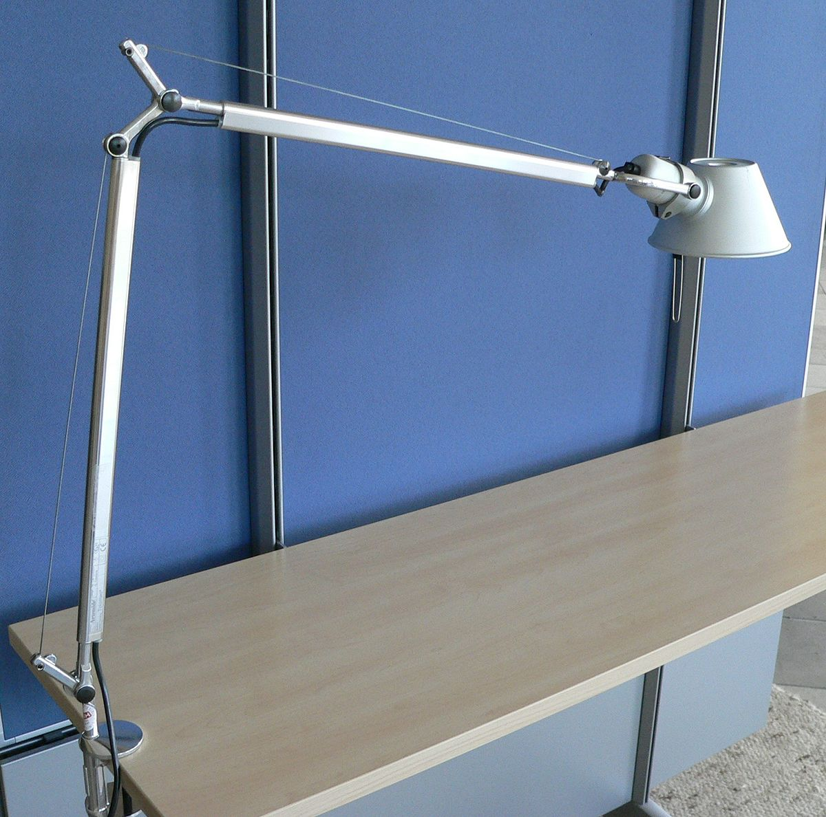 Tolomeo Desk Lamp Wikipedia