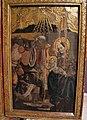 Artista sassone o transilvano, altare dalla chiesa luterana di smig, 1510 ca. 03 adorazione dei magi.JPG
