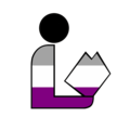 Asexuality Pride Library Logo.png