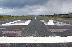 Broadford Airfield - Runway at Broadford Airfield