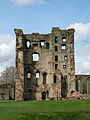 Ashby-de-la-Zouch Castle, William Lord Hastings's Tower from the south.jpg