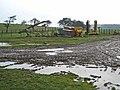 Assorted farm equipment at Red Gap Farm - geograph.org.uk - 344695.jpg