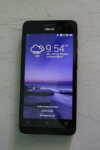 Asus ZenFone - ZenFone 5