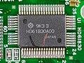 Atari Portfolio HPC-004 - display part - board - Hitachi HD61830A00-4667.jpg