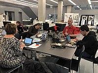 Atelier Archi Wiki Femmes du 2 février 2019 aux Archives départementales de l'Hérault 11.jpg