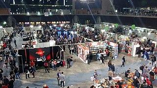 AthensCon Annual convention.