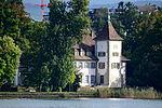 Au - Schloss (Werdmüller-Gut) - Dampfschiff Stadt Rapperswil 2013-09-13 16-21-29.JPG