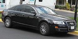 Audi (C6) A6 3.2 sedan (US)