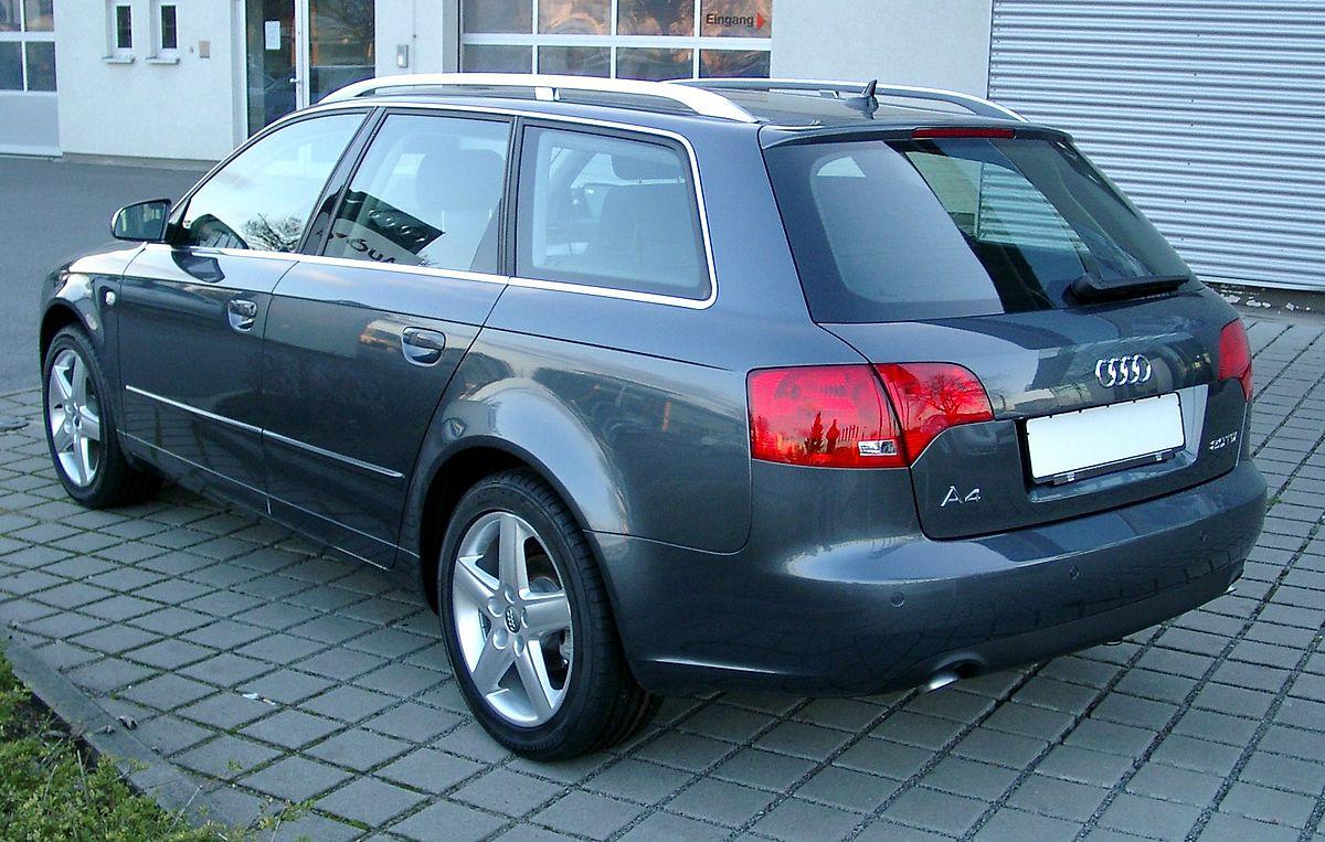 Kelebihan A4 2007 Spesifikasi