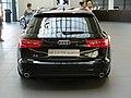 Audi A6 Avant 3.0 TDI quattro S tronic Phantomschwarz Hinten.JPG