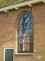Augsbuurt, een raam van de kerk.JPG