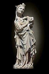 Vierge à l'Enfant dite Notre Dame du Palais