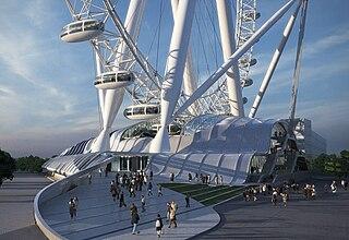 Great Berlin Wheel Proposed giant Ferris wheel