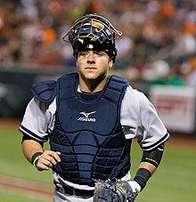 Austin Romine on May 22, 2013.jpg