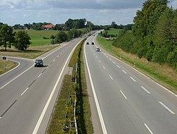 Autobahn A7 nach Norden - panoramio